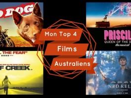 Top 4 films australien