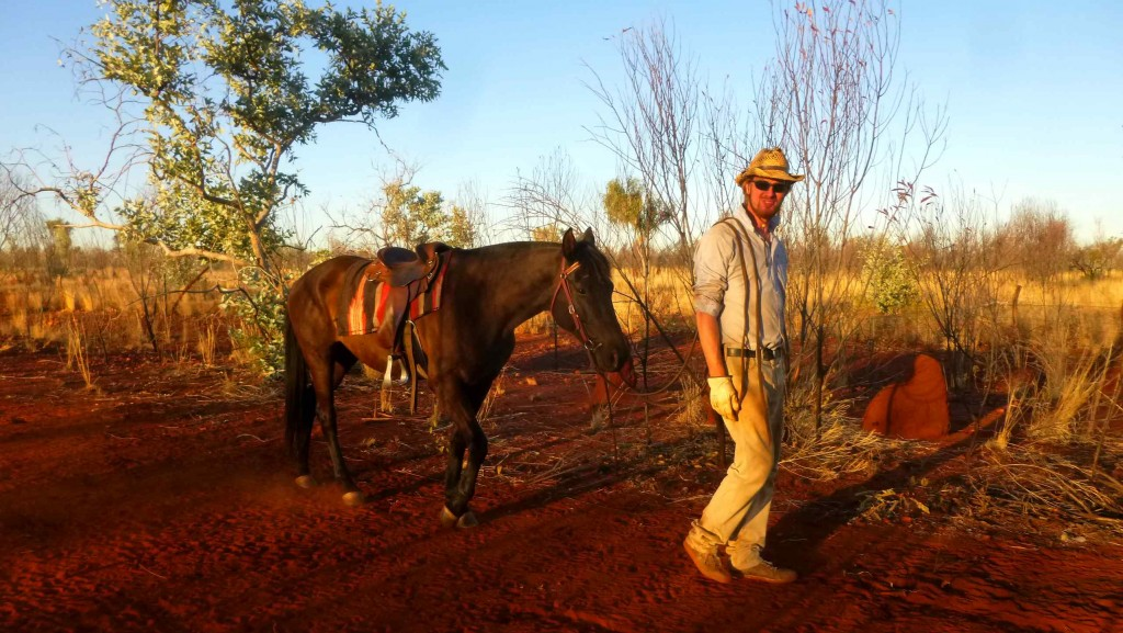Jackaroo en Australie