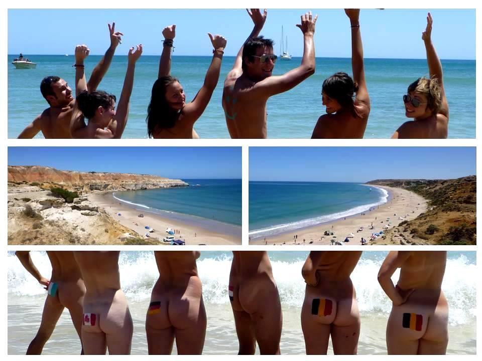 Les nude Olympics, l'expérience dénudée de Madame Bougeotte