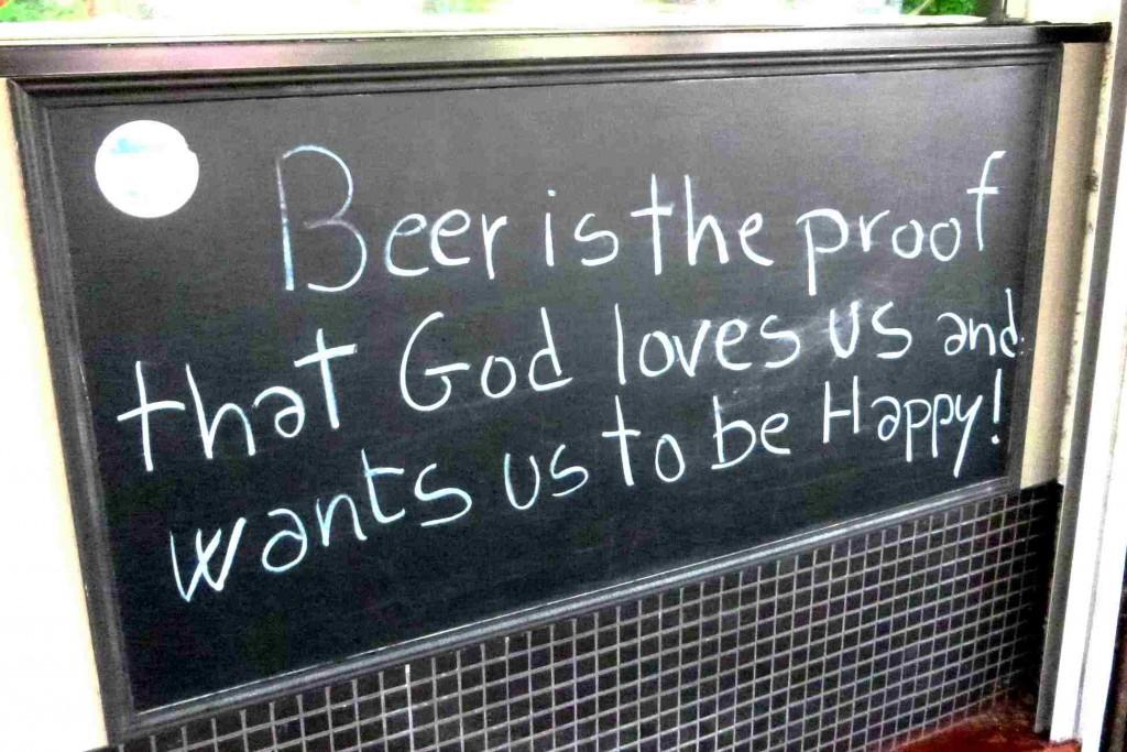 Bière - Citation