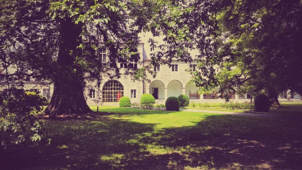 Abbaye de Scourmont à Chimay
