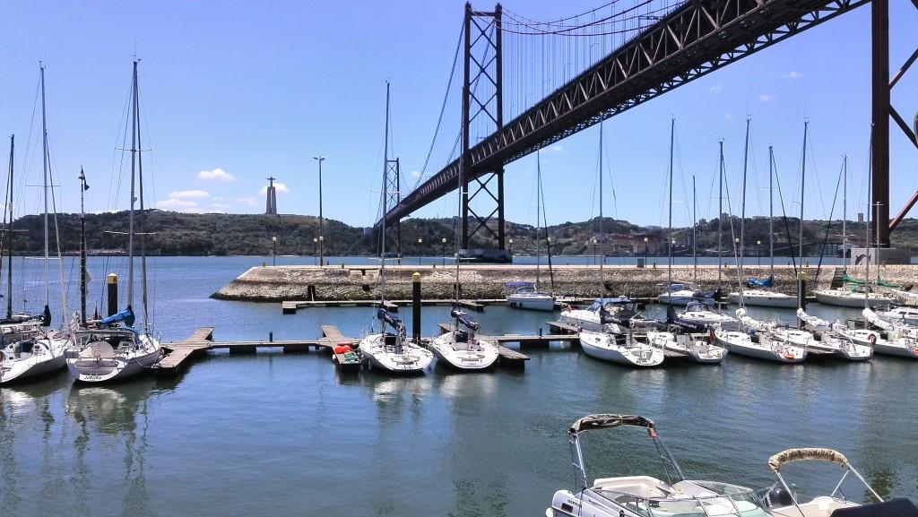 Les docks, Lisbonne