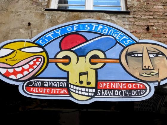 City of strangers - Berlin