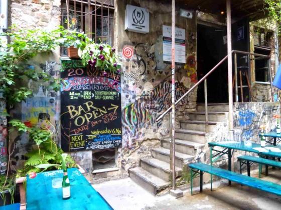Le bar du Mont Noir - Berlin