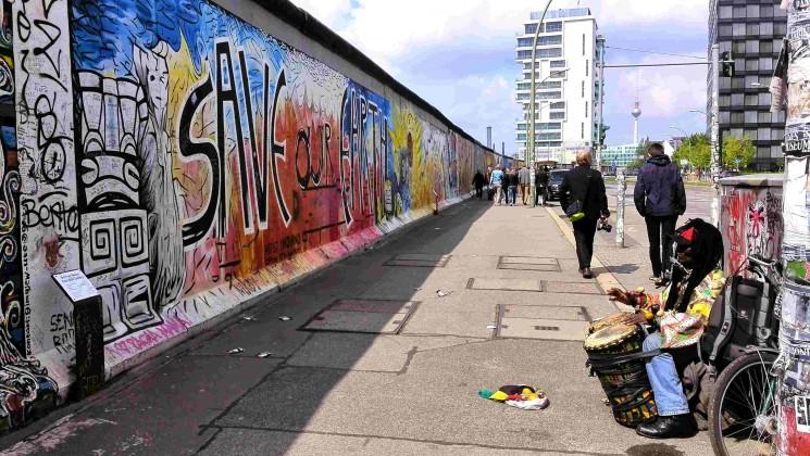 East Side Gallery-Berlin