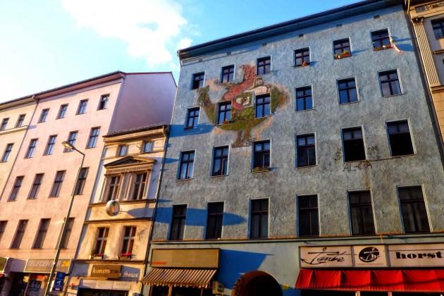 Street art Berlin, Kreuzberg