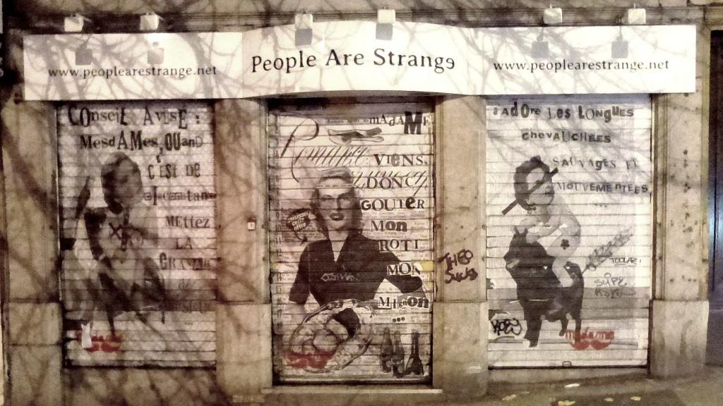 lyon-people-are-strange