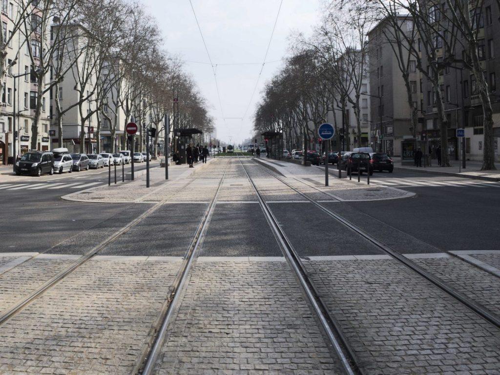 Quartier des Etats-Unis - Lyon