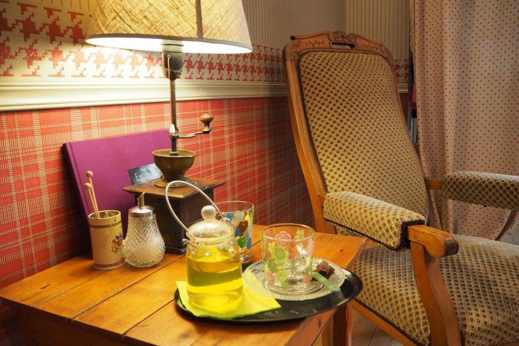 Athéière - Salon de thé à Ath