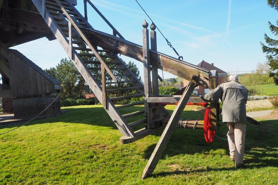 Moulin du Cat Sauvage à Ellezelles