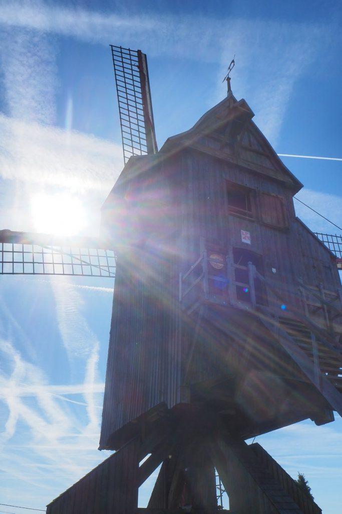 Le moulin du Cat Sauvage à Ellezelles