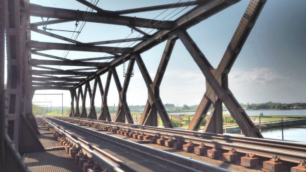 Pont à Nimy - Mons