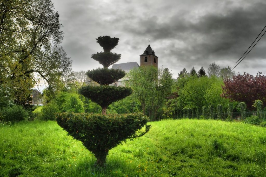 Eglise de Solre-sur-Sambre
