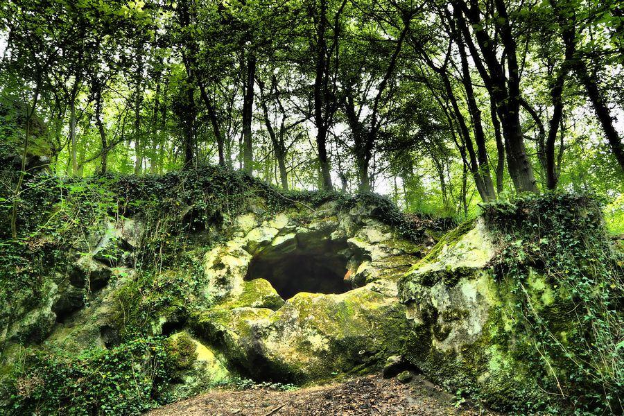 Grotte des sarrazins