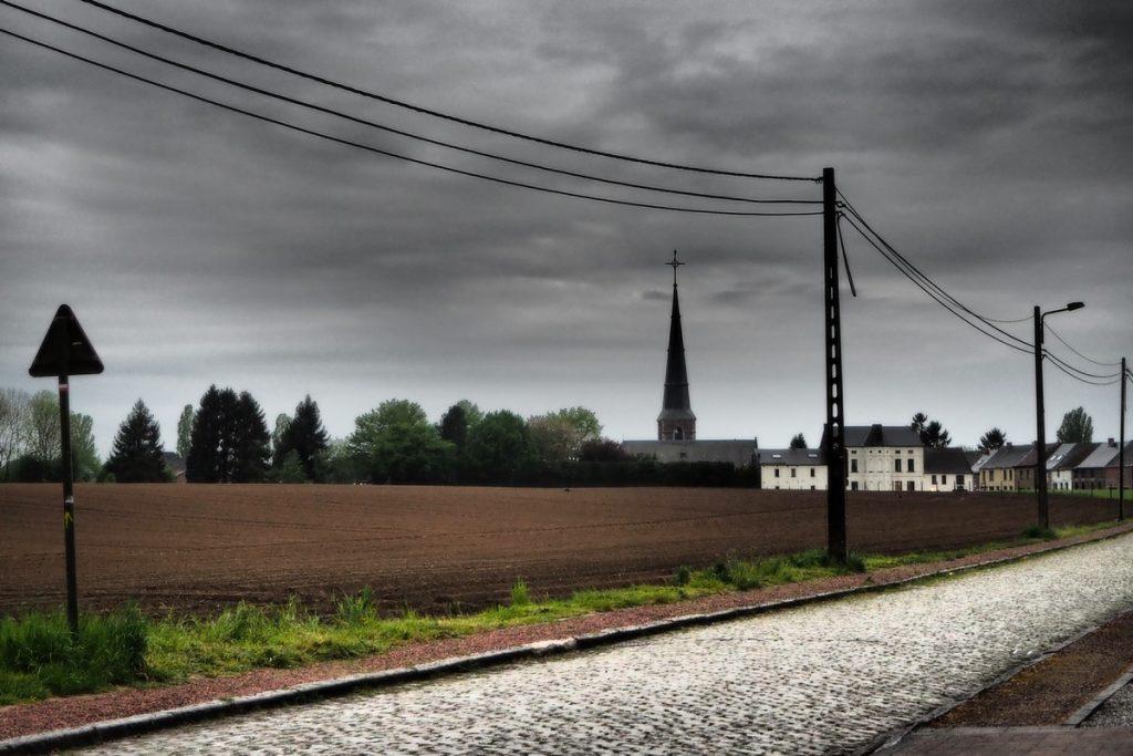 Randonner en Belgique