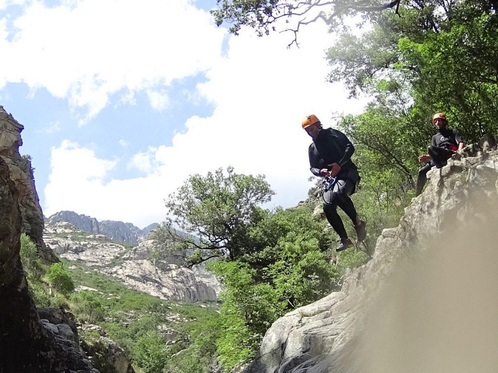 Canyoning de la Richuissa