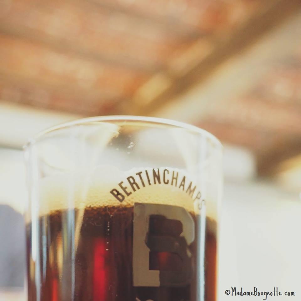 Bière brune - bertinchamps