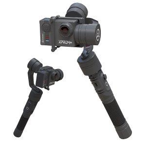 stabilisateur action cam