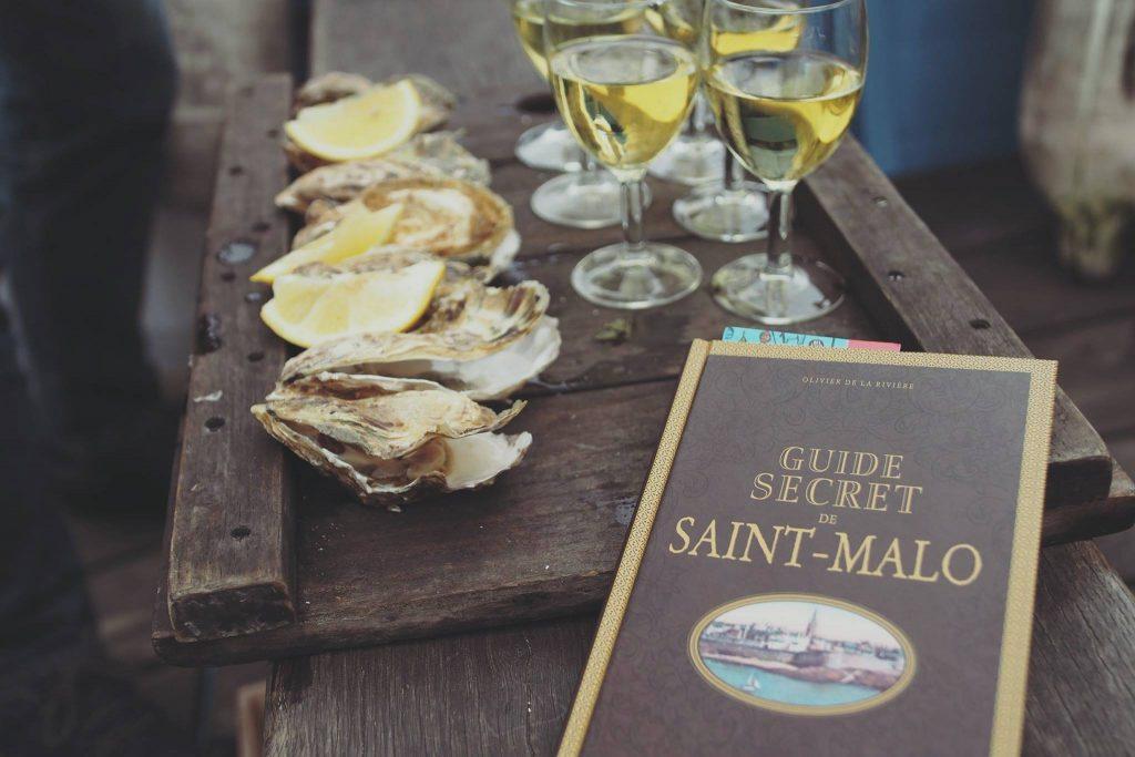 Goûter à Saint-Malo