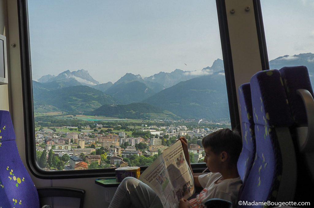 randonnée en suisse