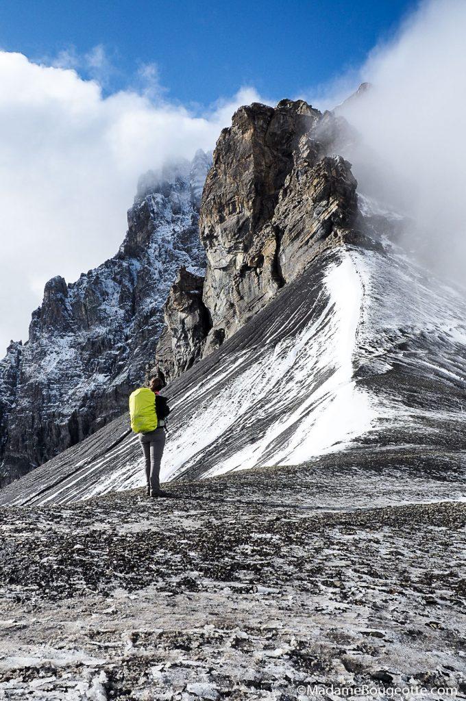 Col de Susanfe - Tour des dents du Midi