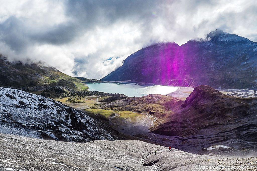 Lac de Salanfe - Suisse