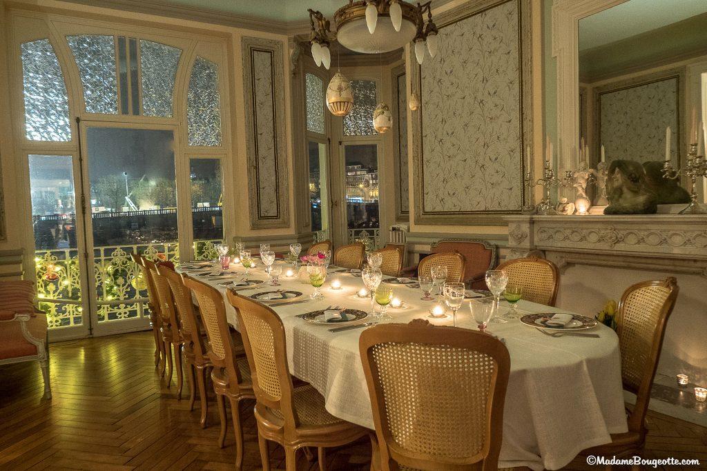 Nos gastronomia à la Villa Balat