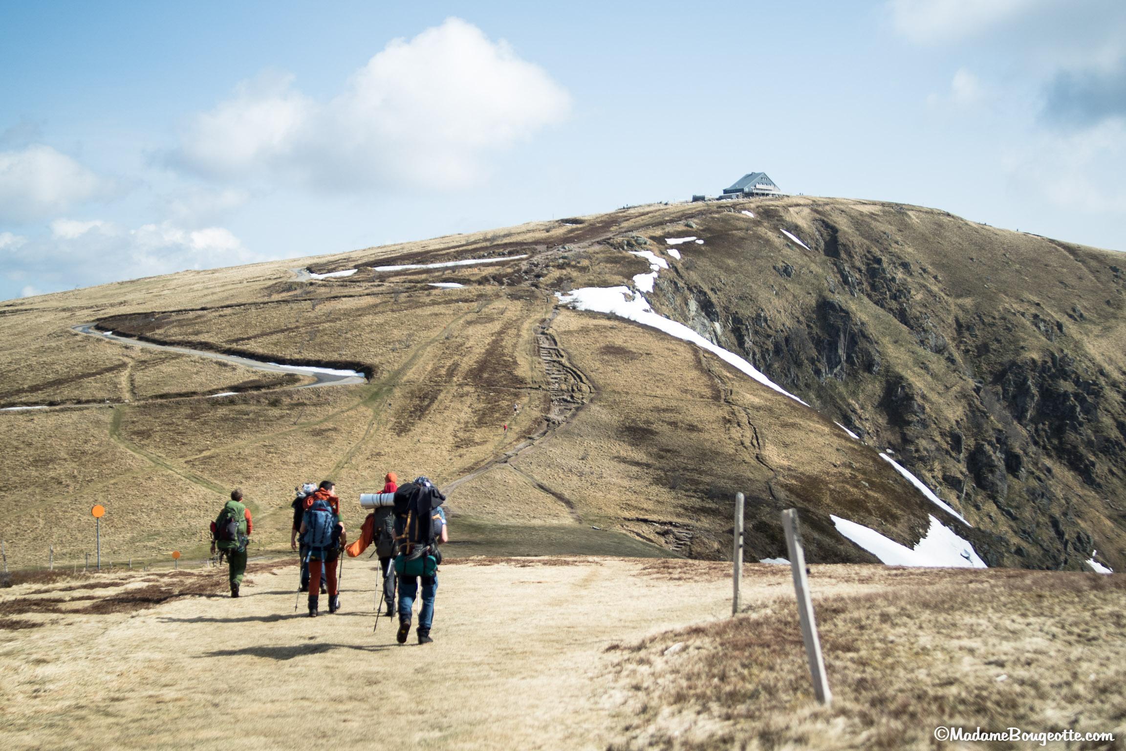 Vosges - Trek