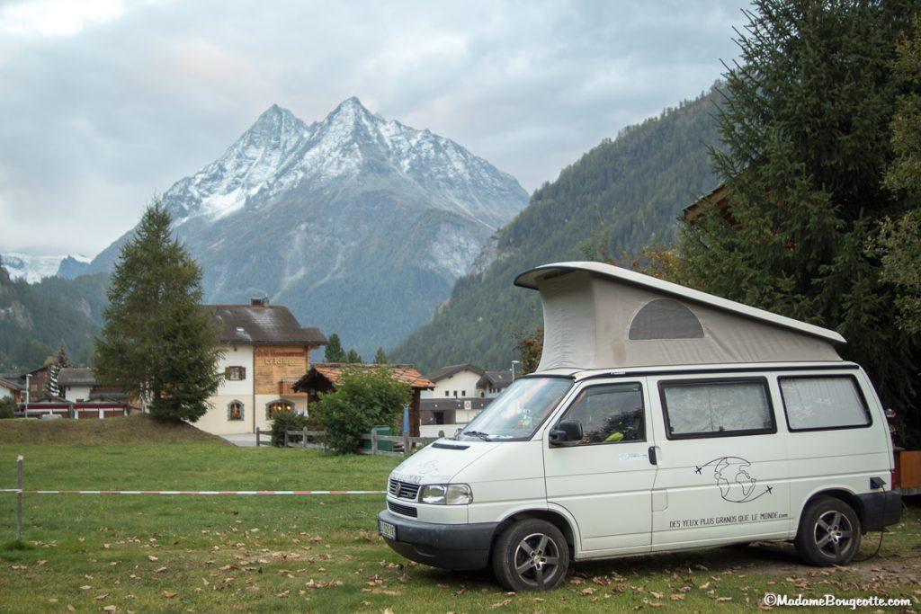 Val d'Hérens - Camping