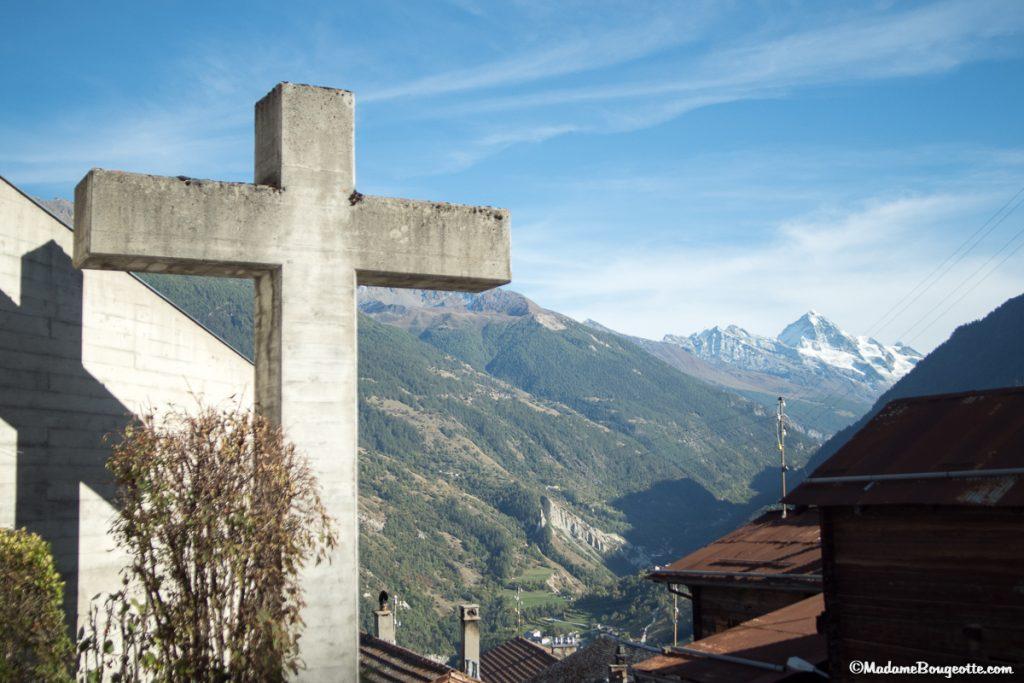 Hérémence - Val d'Hérens - Suisse