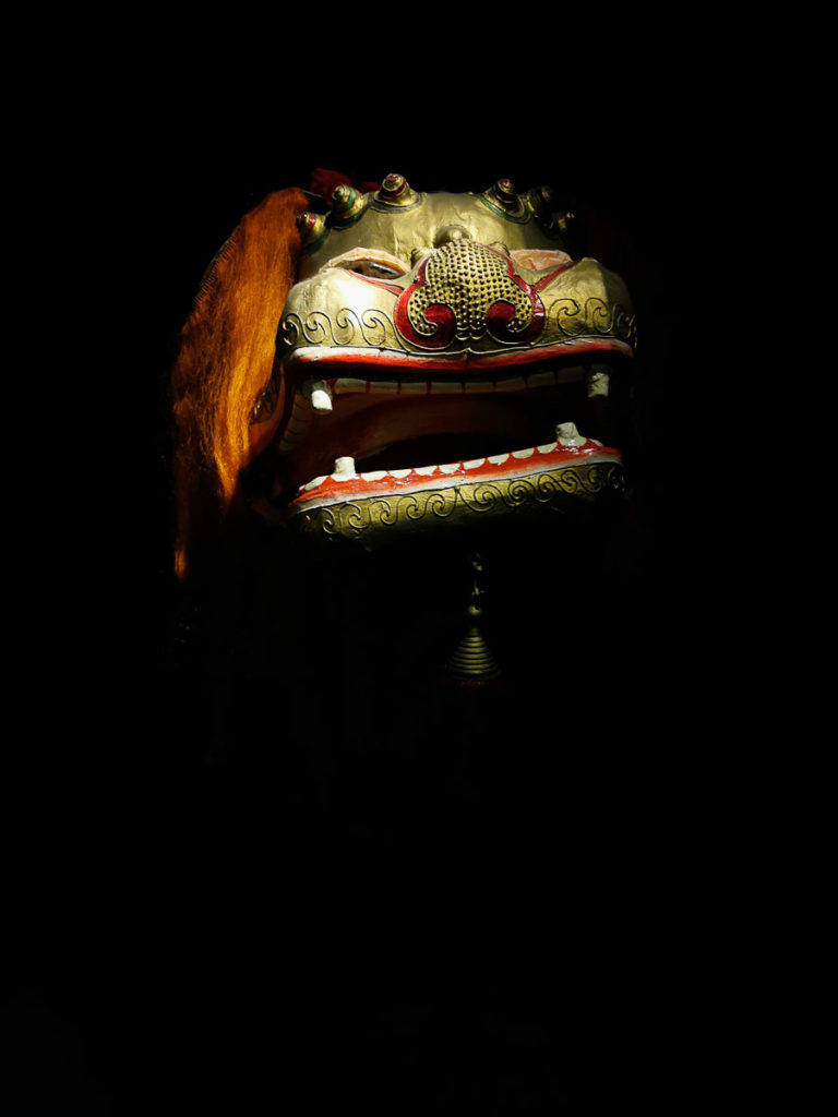 Musée du masque à Binche