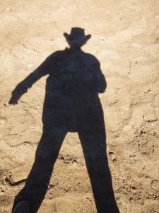 Comme un Cowboy/Jackaroo dans l'Outback Australien