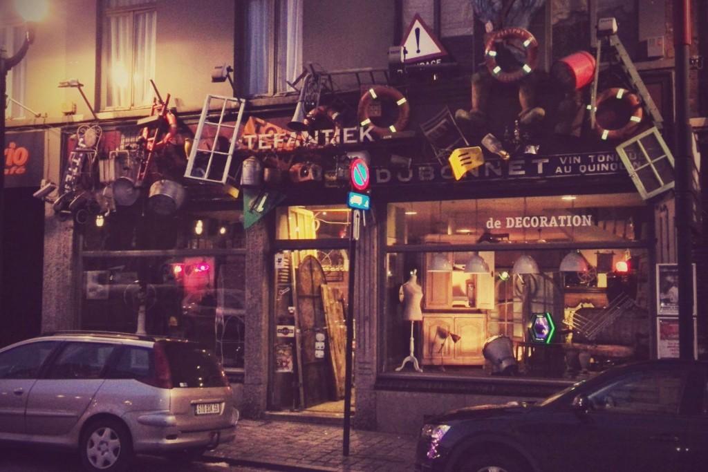Magasin de décoration - Bruxelles