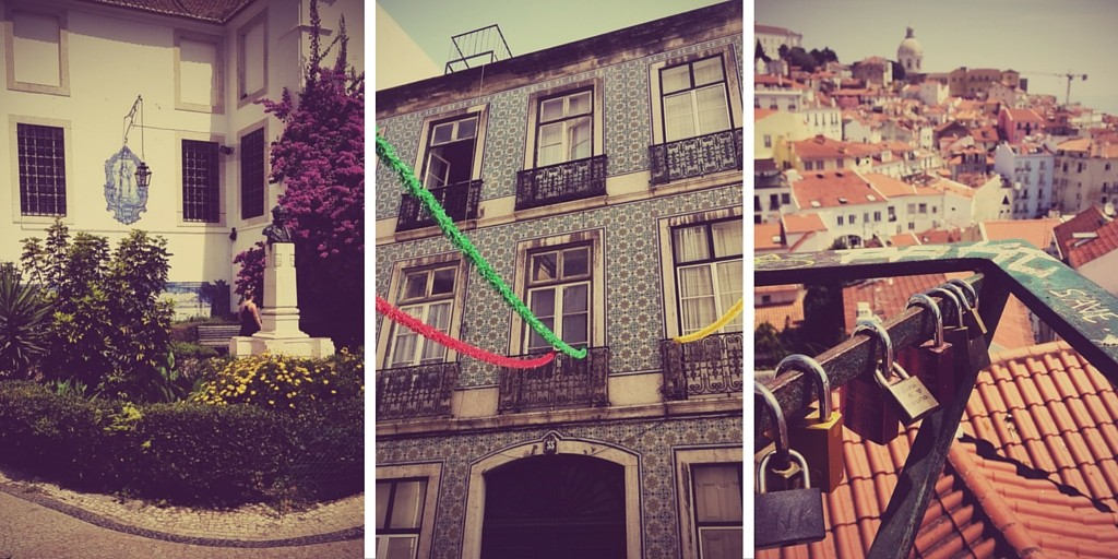Alfama, Lisbonne