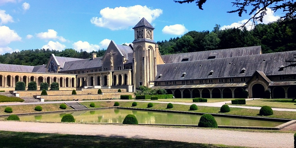 L'abbaye Trappiste d'Orval