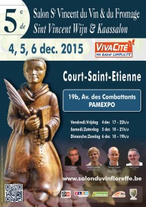 Salon du vin Court Saint Etienne