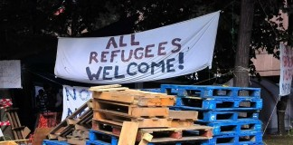 All Refugees Welcome
