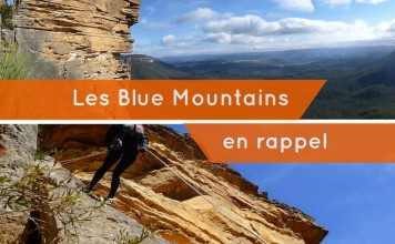 Blue Mountains en rappel