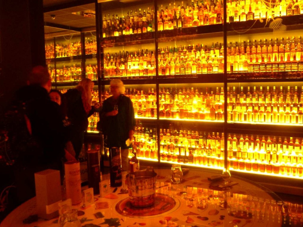 The Scotch Whisky Experience - Edimbourg