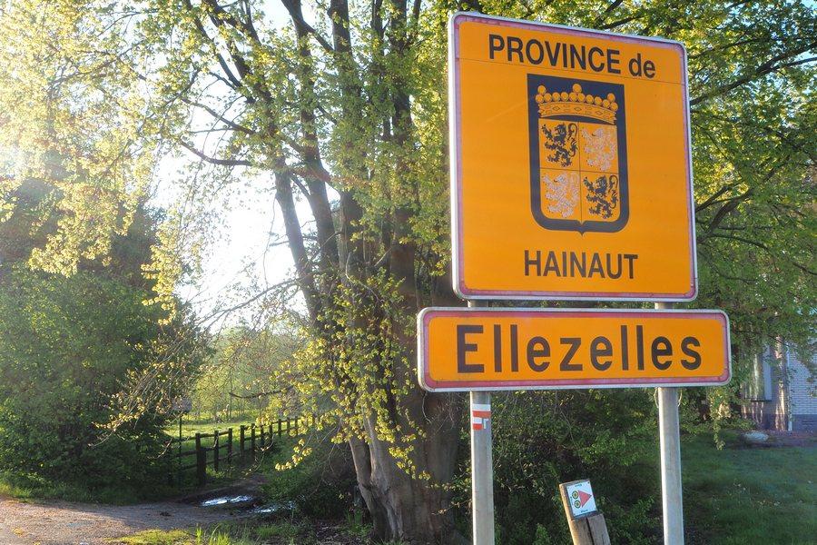 Départ d'Ellezelles sur le GR129