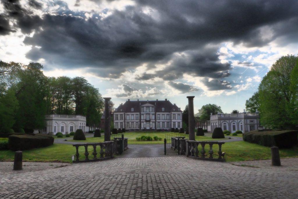 Château d'Attre - Belgique