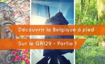 La Belgique à pied - part 1