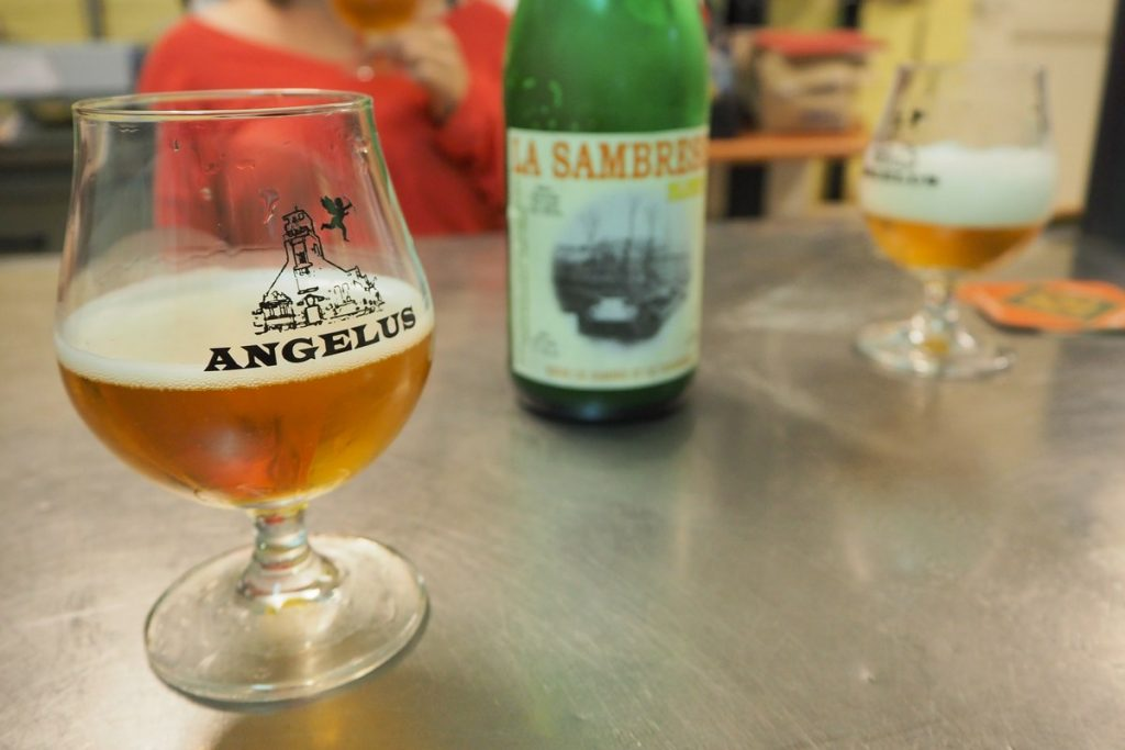Brasserie d'Erquelinnes - Angélus