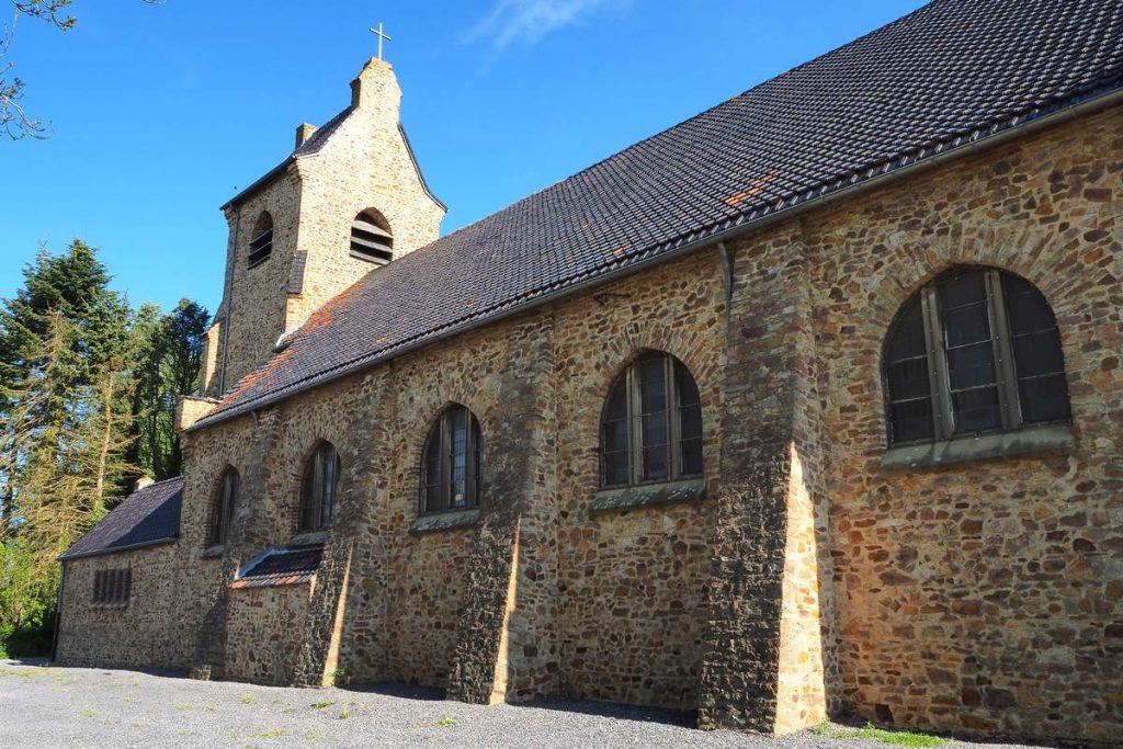 Eglise Les Waibes