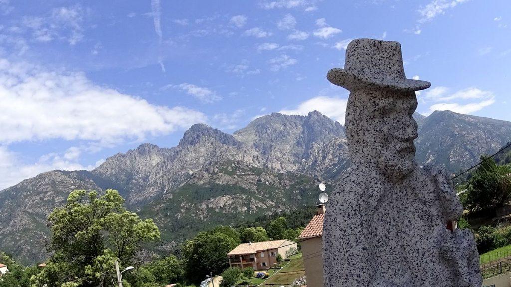 Bocognano en Corse