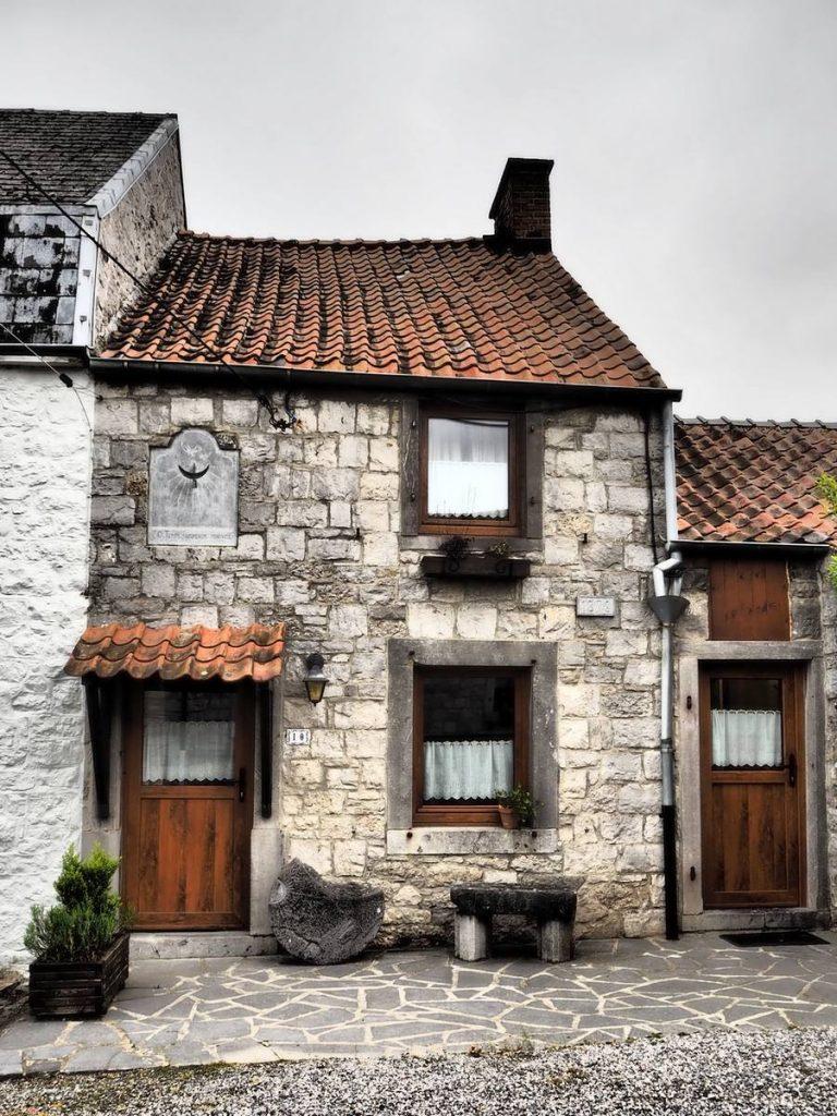 maison typique ardennaise
