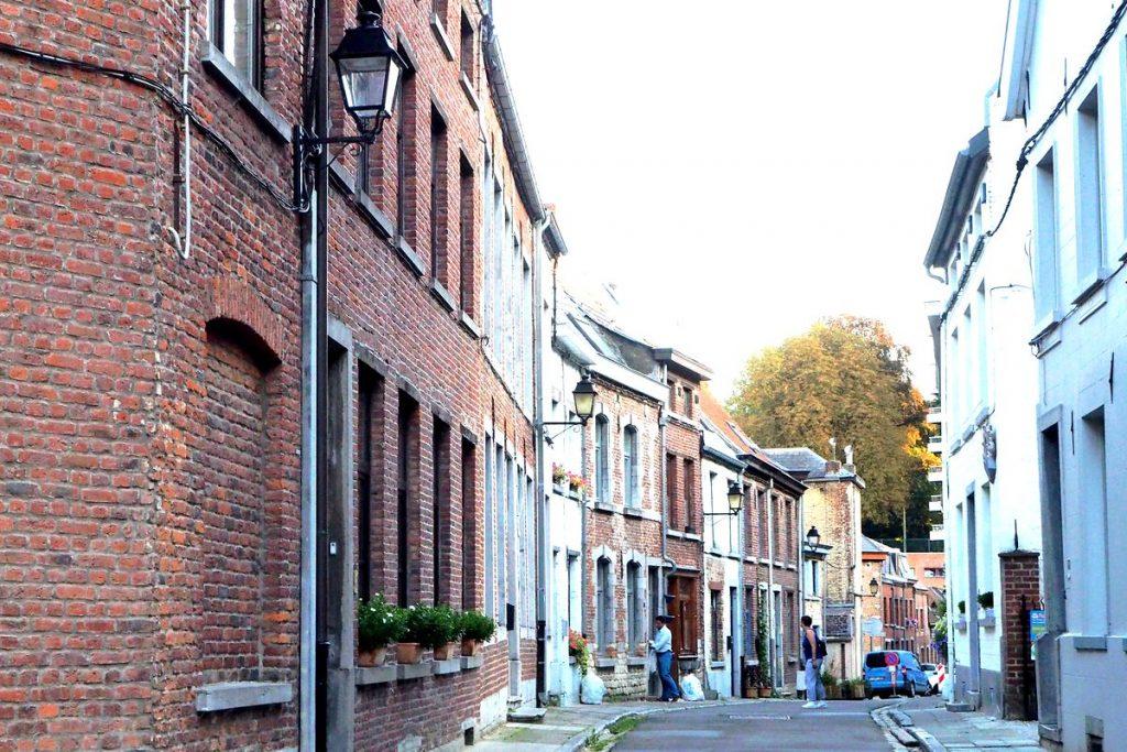 Les rues du quartier Saint-Jacques