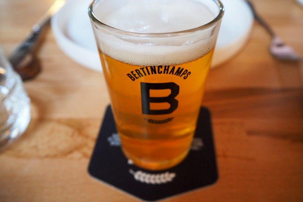 La bière Bertinchamps