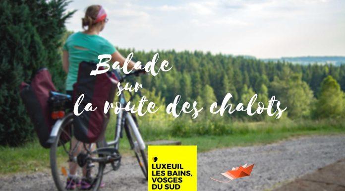 La route des Chalots - Vosges du Sud