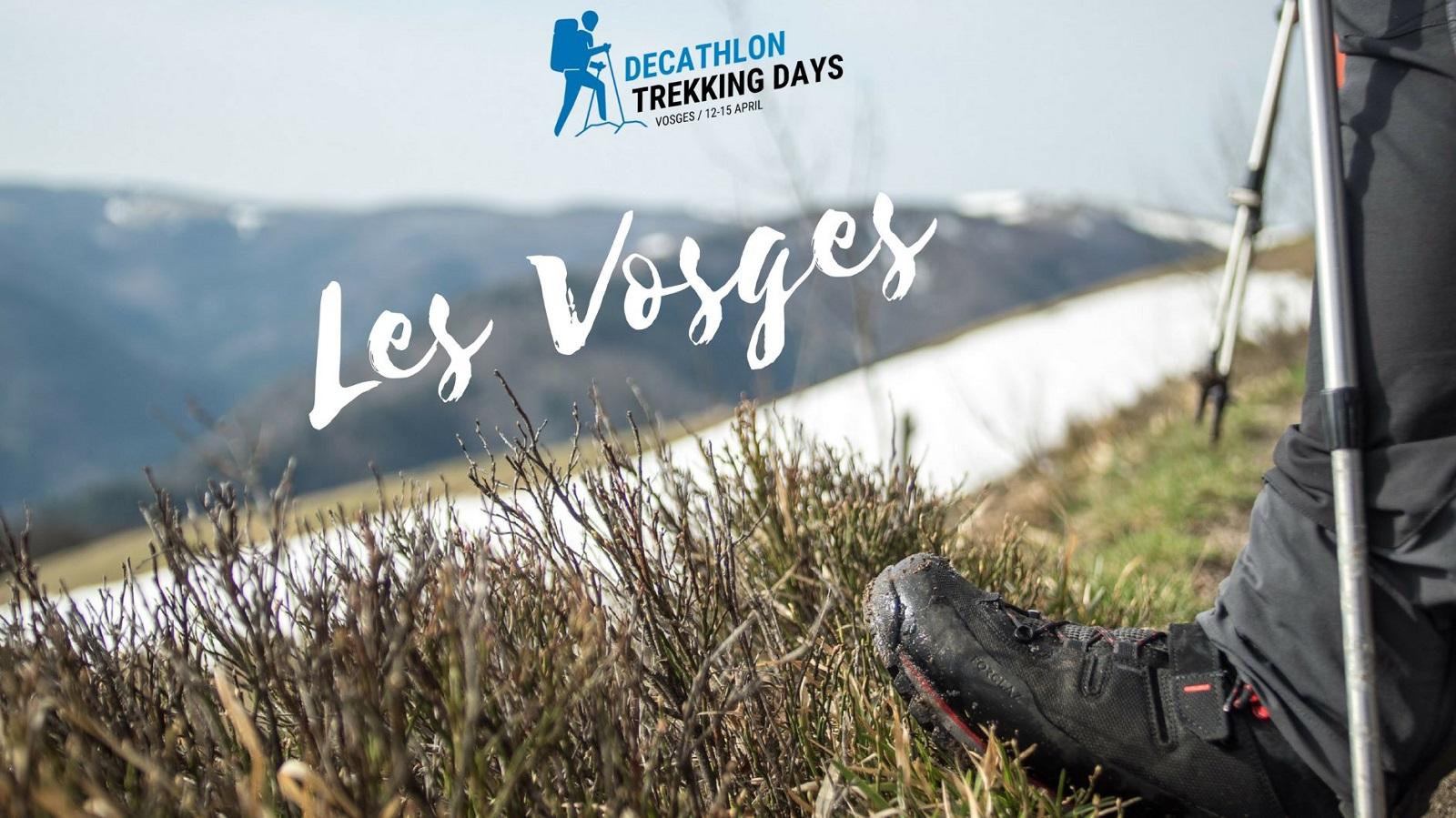 Vosges4 Jours De Trek Les Dans Nature tsQrdhCx